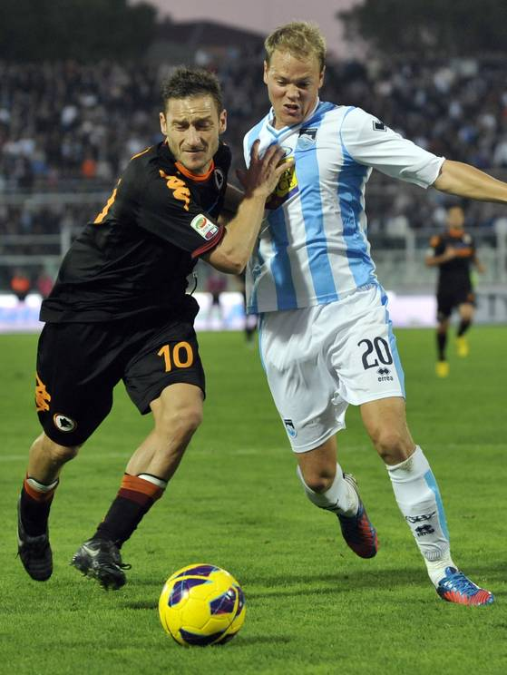 Roma wins 1-0 at Pescara in coach Zeman's return | Seattle Metro Magazine