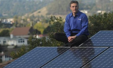 SolarCity shares soar as trading opens