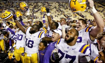 Why Les Miles likes that LSU players leave early for NFL