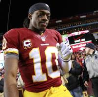 D.C. radio station named itself after RG3 this weekend