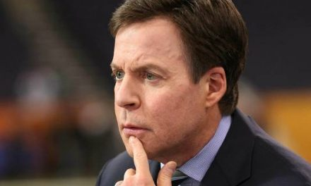 Bob Costas comes down on gun control with Jon Stewart