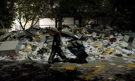 Death toll jumps to 32 in Mexico oil company blast