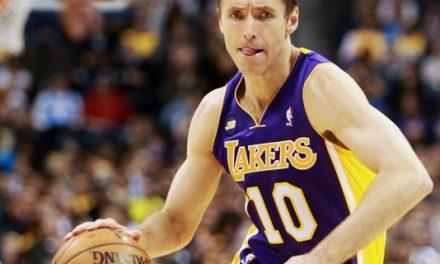 Steve Nash reinventing himself for Lakers