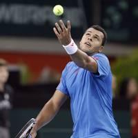 Davis Cup roundup: Tsonga gives France lead vs. Israel