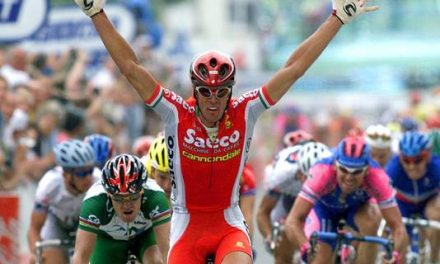 Cipollini denies he doped to win 2002 world title