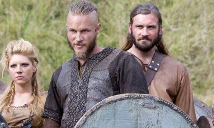 'Vikings' takes the pillage, raises it to derring-do