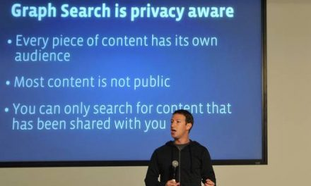 Tip: Control Facebook exposure by friending folks you know