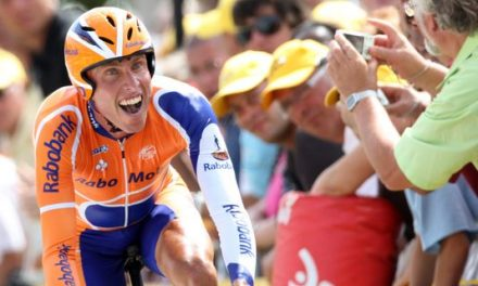 Another professional cyclist comes clean on doping