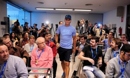 Rafael Nadal focuses now on Barcelona