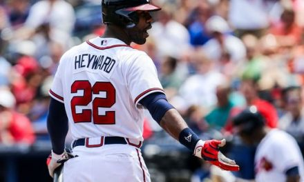 Braves RF Jason Heyward undergoes appendectomy
