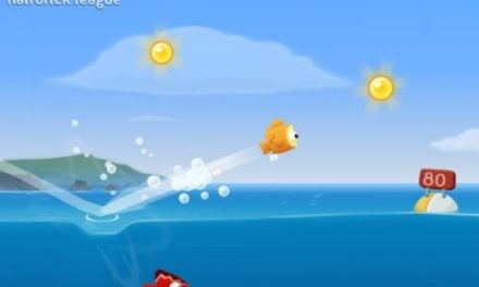 'Fish Out Of Water' a cute adventure