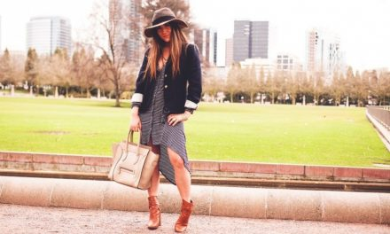 Diana Rumrill, Bellevue blogger, builds fashion following