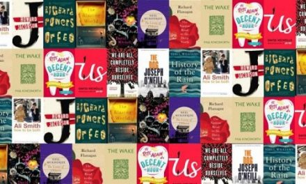 Booker Longlist for 2014 Released