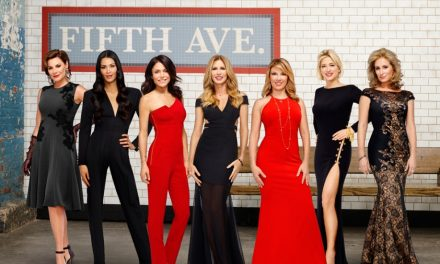 Real Housewives of New York Ready To Take Another Bite Out of the Big Apple