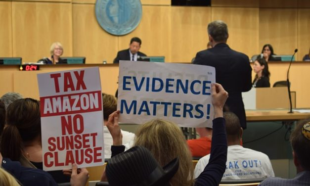 Seattle City Council Passes $45 Million Head Tax Compromise