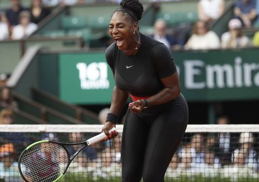 Serena Williams at No. 25 in post-pregnancy Wimbledon return