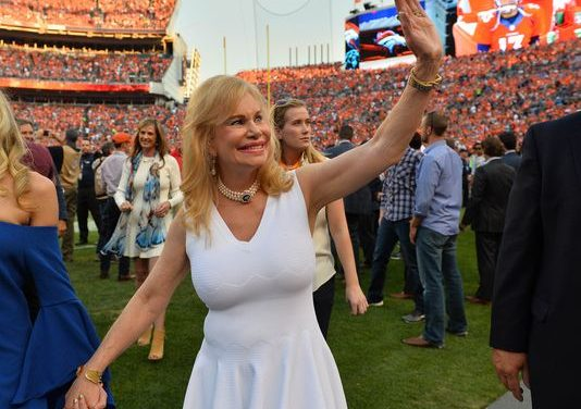 Annabel Bowlen, wife of Broncos owner Pat Bowlen, announces Alzheimer's diagnosis
